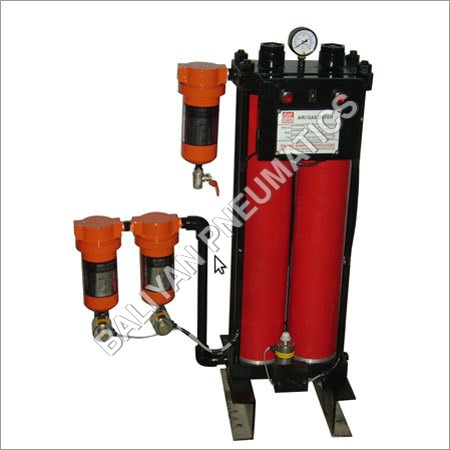 Industrial Heatless Air Dryer