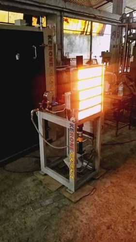 Gas IR Heater