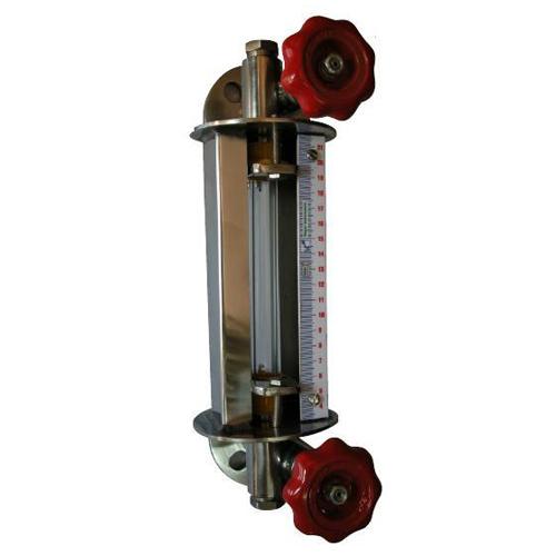 Level Gauge - Tubular type with Isolation Valves