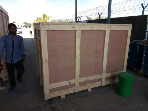 Heavy Container Packing