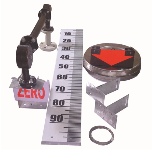 Float & Board Level Gauge with wire