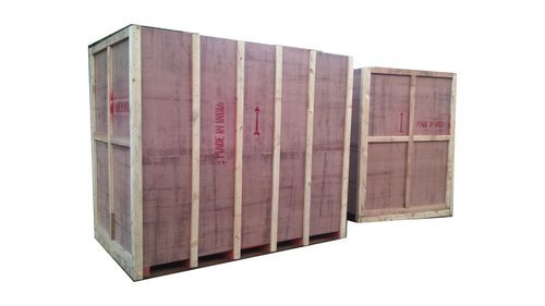 Heavy Machinery Packing Boxes