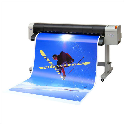 Ede Solvent printing