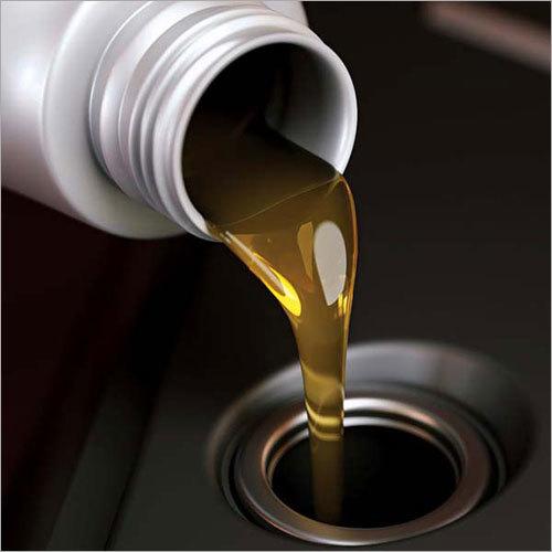 Crude Petroleum Oil