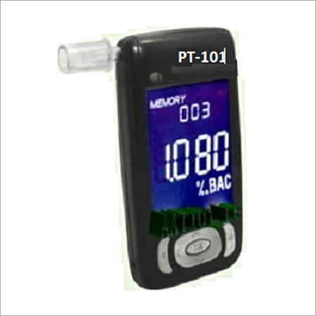 Alcohol Breath Analyzer PT 101
