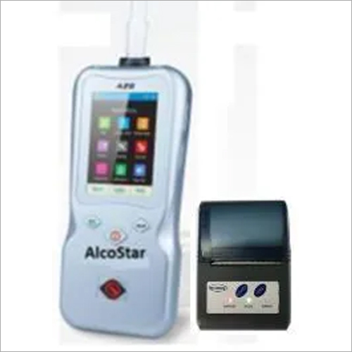 Breath Analyzer AlcoStar A20
