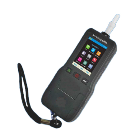 Breath Analyzer Alco Star-6000P, Inbuilt Printer