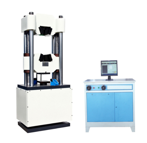 Hydraulic Universal Tensile Testing Machine with Computer Control