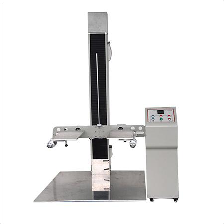 Single-Wing Packing Drop Testing Machine