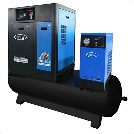 Twin Screw Air Compressor