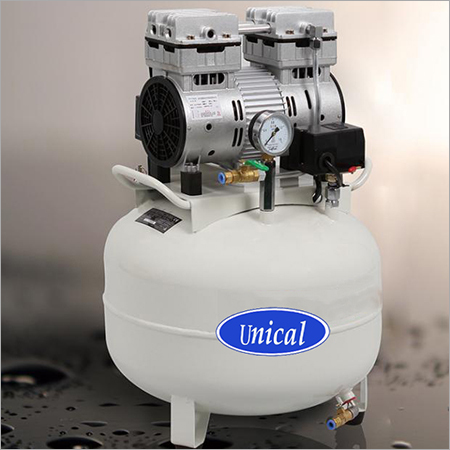 Medical Mute Oil Free Dental Air Compressor