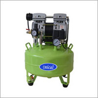 Oil Free Silent dental Piston Air Compressor