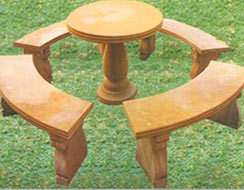 GRC Garden FURNITURE