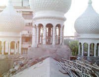 GRC Decorative Domes