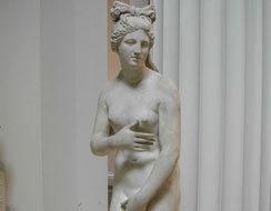 GRC Designer Statue