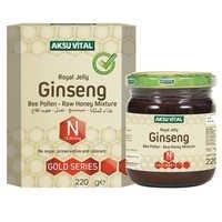 Normal Dose Paste  Royal Jelly,Honey, Pollen, Ginseng Honey Mix