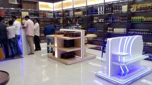 Liquor Store Design Service