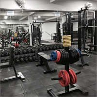 Gym Rubber Tiles