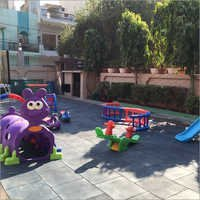 Outdoor Playground Tile