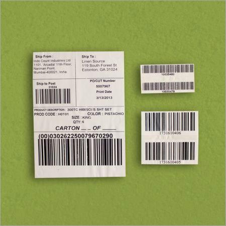 Carton Stickers