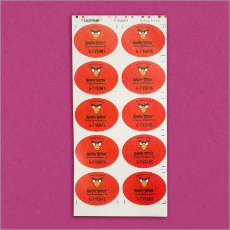 Hanger Stickers
