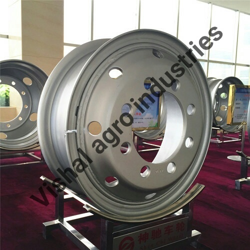 Truck Tube Steel Wheel Rim