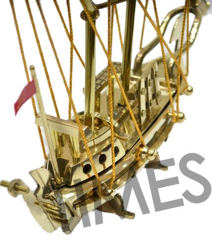Antique Nautical Ship Model