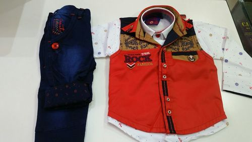 FANCY JACKET SUIT FOR KIDS