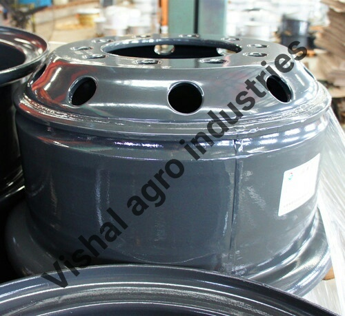 Steel Wheel Rim