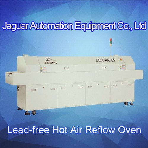 Hot Air Reflow Oven with 5 Heating Zones
