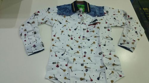 summer cool full shirt