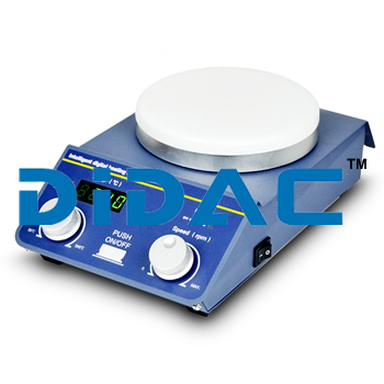 Digital Magnetic Stirrer Hot Plate