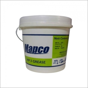 Plastic Grease Container 2KG