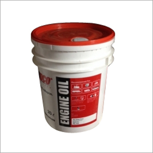 Plastic Grease Container 18 Kg