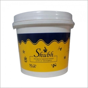 Plastic Empty Grease Container