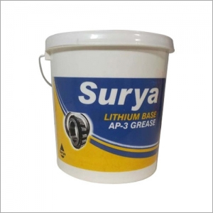 Plastic Grease Container Conical 5 kg