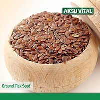 Ground Flax Seeds 200 gr Health Food