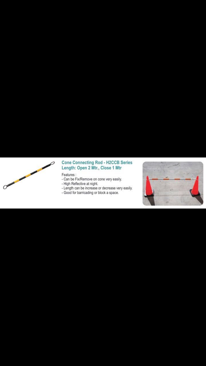 Barricading Rod