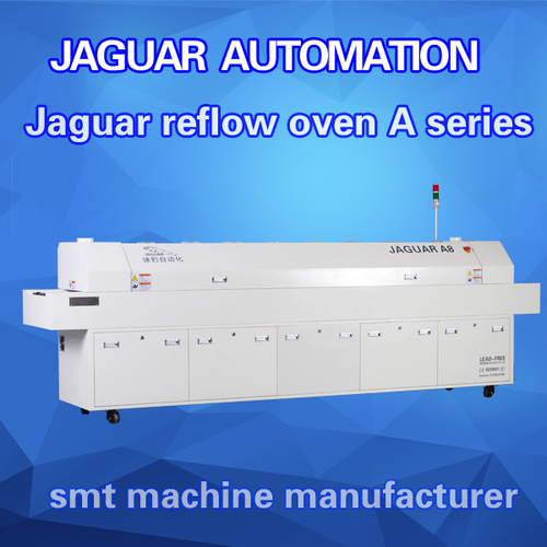 Smt Reflow Oven Machine 8 Heating Zone With Plc Co