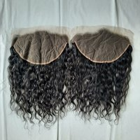 Natural straight frontal 13*4,
