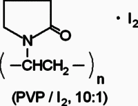 Povidone (iodinated)