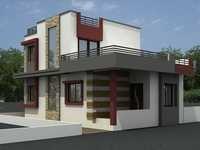 Exterior Elevation House Designing