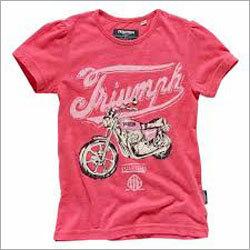 Kids Cotton T-Shirts