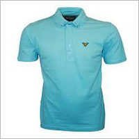 Men Collar Cotton T-Shirts