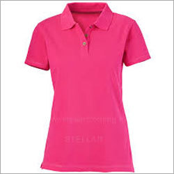 Women Collar Designer T-shirts