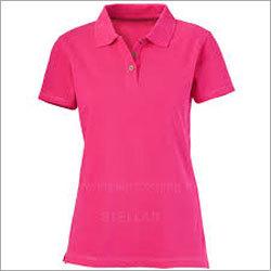 Women Collar T-shirts