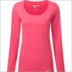 Womens Full Sleeves T-shirts