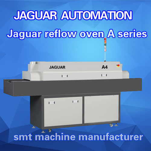 SMT Reflow Oven with 4 Heating Zones