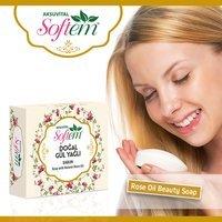 Rose Soap Bath Soaps