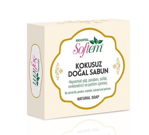 Unscented Soap White Soap no Scent